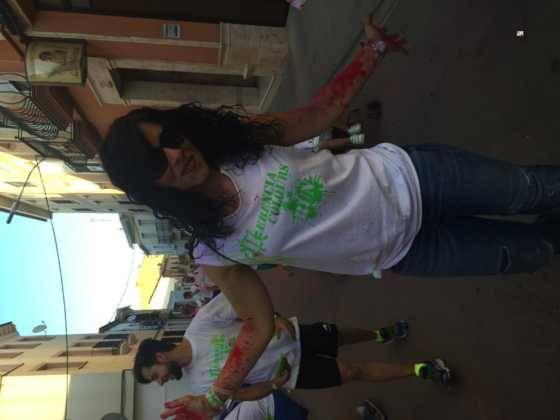 La Marcha Herencia Colours mueve a más de 600 herencianos 35