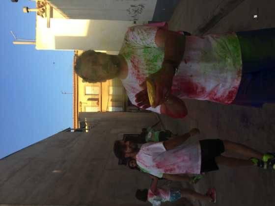 La Marcha Herencia Colours mueve a más de 600 herencianos 36