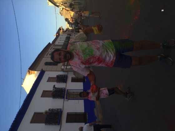 La Marcha Herencia Colours mueve a más de 600 herencianos 40