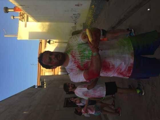 La Marcha Herencia Colours mueve a más de 600 herencianos 42