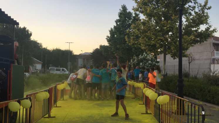 La Marcha Herencia Colours mueve a más de 600 herencianos 43