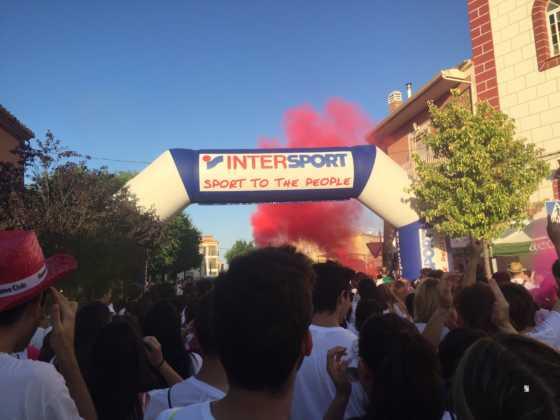 La Marcha Herencia Colours mueve a más de 600 herencianos 45