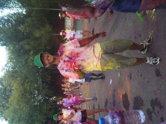 La Marcha Herencia Colours mueve a más de 600 herencianos 5
