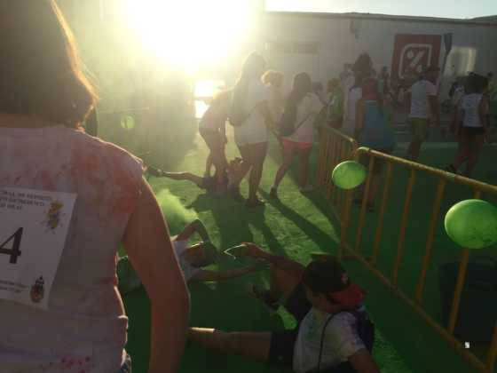 La Marcha Herencia Colours mueve a más de 600 herencianos 64