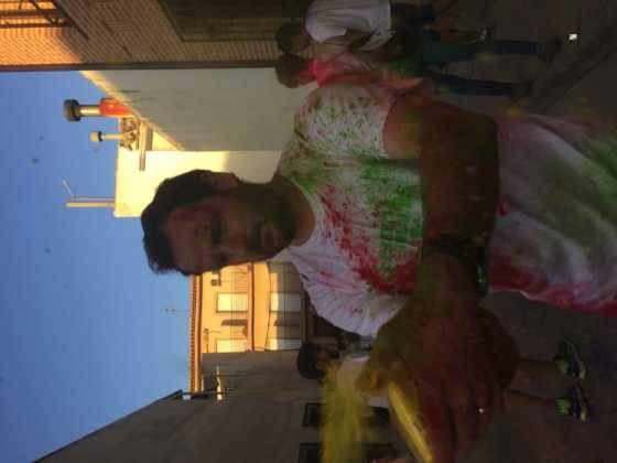 La Marcha Herencia Colours mueve a más de 600 herencianos 65
