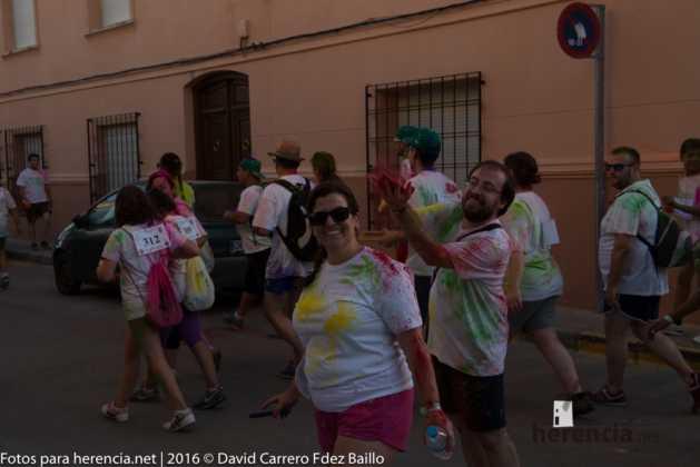 Galería de fotografías de Herencia Colours Run 100