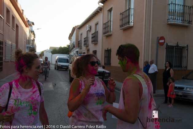 Galería de fotografías de Herencia Colours Run 101