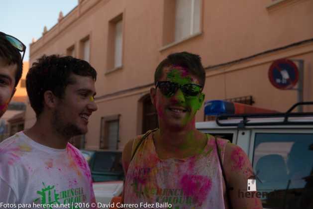 Galería de fotografías de Herencia Colours Run 107