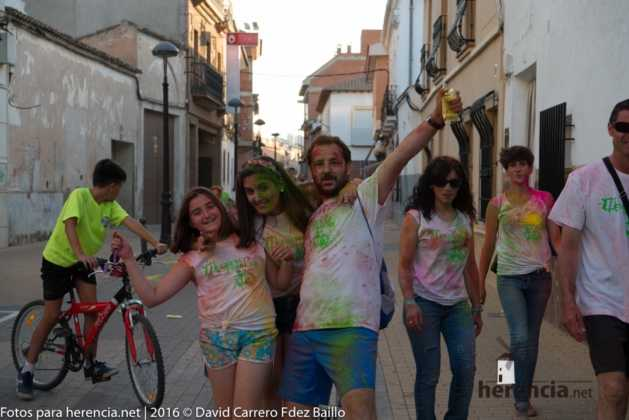 Galería de fotografías de Herencia Colours Run 111