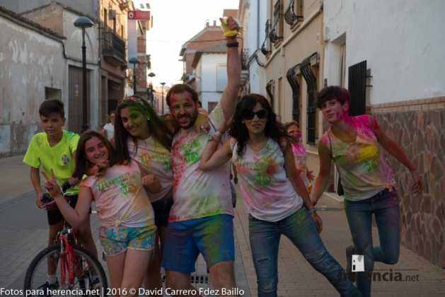 Galería de fotografías de Herencia Colours Run 112