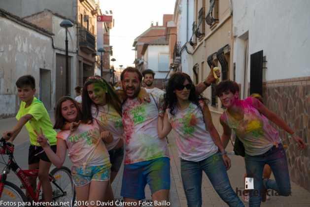 Galería de fotografías de Herencia Colours Run 113
