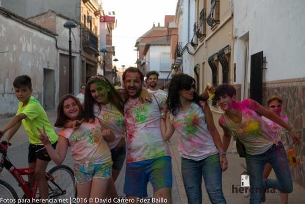 Galería de fotografías de Herencia Colours Run 114