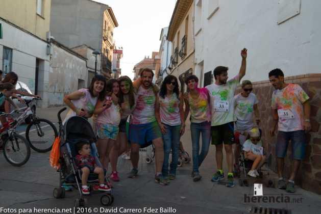 Galería de fotografías de Herencia Colours Run 116