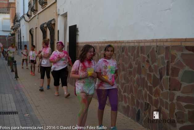 Galería de fotografías de Herencia Colours Run 123