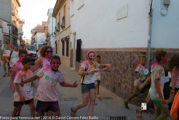Galería de fotografías de Herencia Colours Run 128