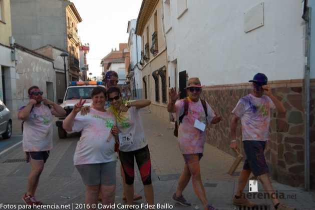 Galería de fotografías de Herencia Colours Run 130