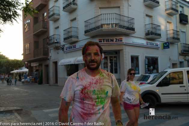 Galería de fotografías de Herencia Colours Run 132