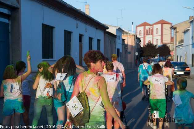 Galería de fotografías de Herencia Colours Run 146