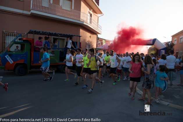 Galería de fotografías de Herencia Colours Run 15