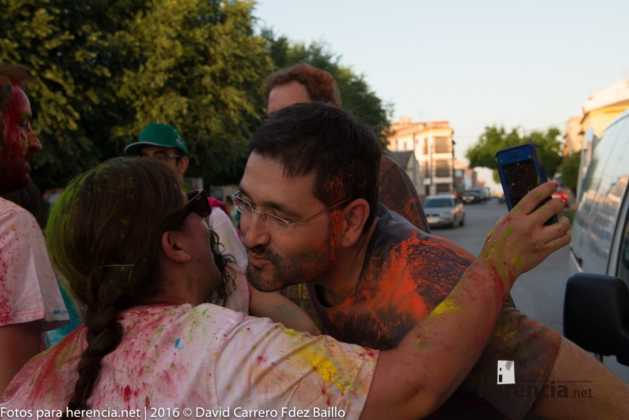 Galería de fotografías de Herencia Colours Run 154