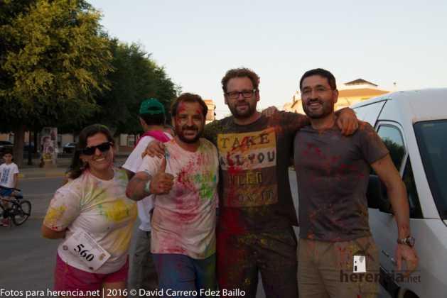 Galería de fotografías de Herencia Colours Run 156