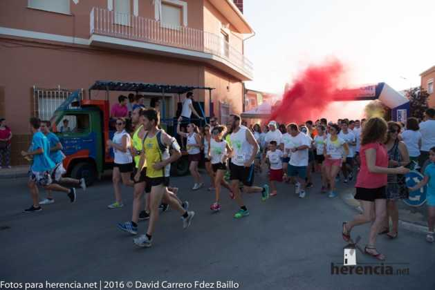 Galería de fotografías de Herencia Colours Run 16