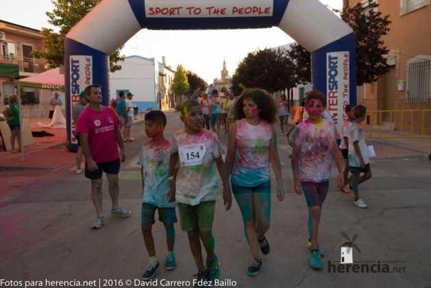 Galería de fotografías de Herencia Colours Run 162