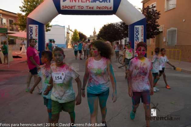 Galería de fotografías de Herencia Colours Run 163