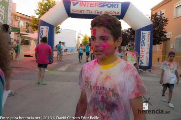 Galería de fotografías de Herencia Colours Run 164