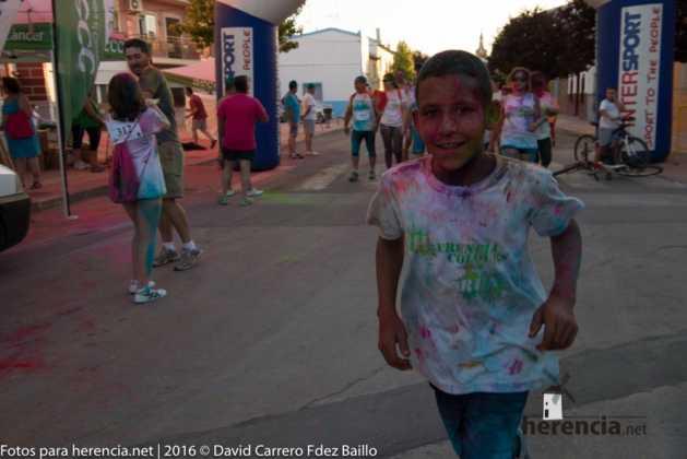 Galería de fotografías de Herencia Colours Run 166