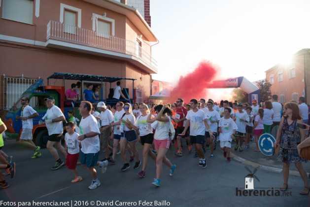 Galería de fotografías de Herencia Colours Run 17