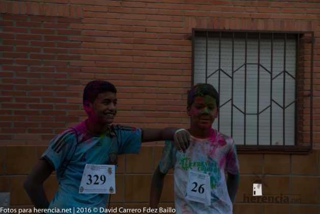 Galería de fotografías de Herencia Colours Run 178