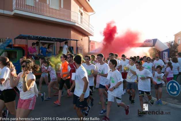Galería de fotografías de Herencia Colours Run 18
