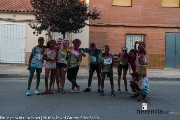 Galería de fotografías de Herencia Colours Run 180