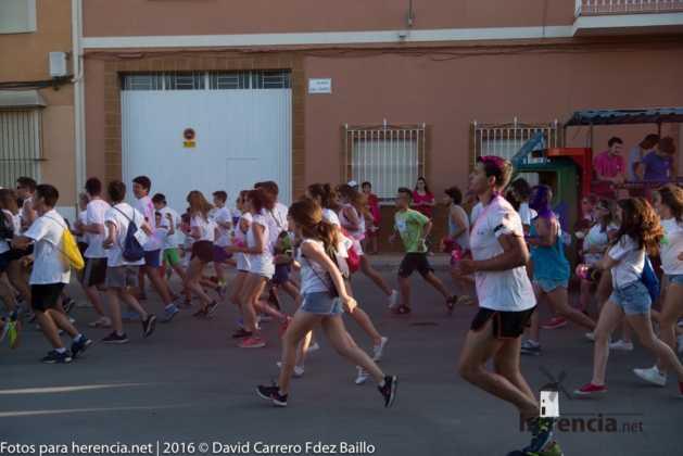 Galería de fotografías de Herencia Colours Run 20