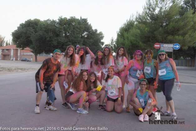 Galería de fotografías de Herencia Colours Run 200