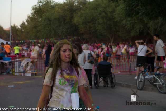 Galería de fotografías de Herencia Colours Run 201