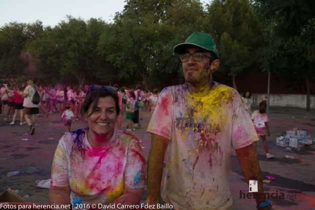 Galería de fotografías de Herencia Colours Run 202