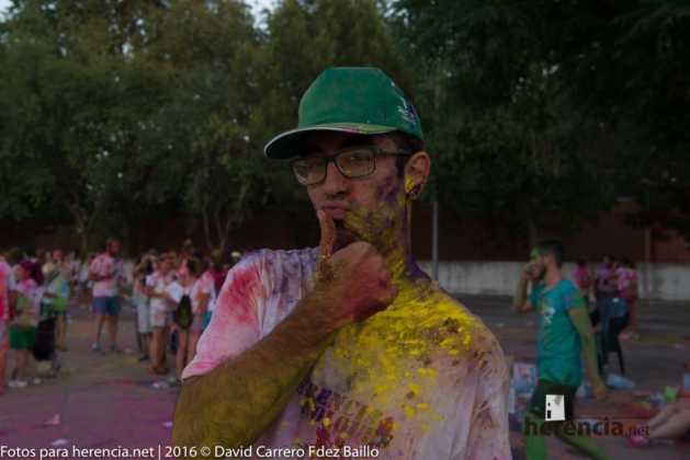Galería de fotografías de Herencia Colours Run 203
