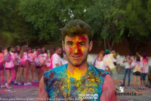 Galería de fotografías de Herencia Colours Run 206