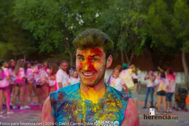 Galería de fotografías de Herencia Colours Run 207