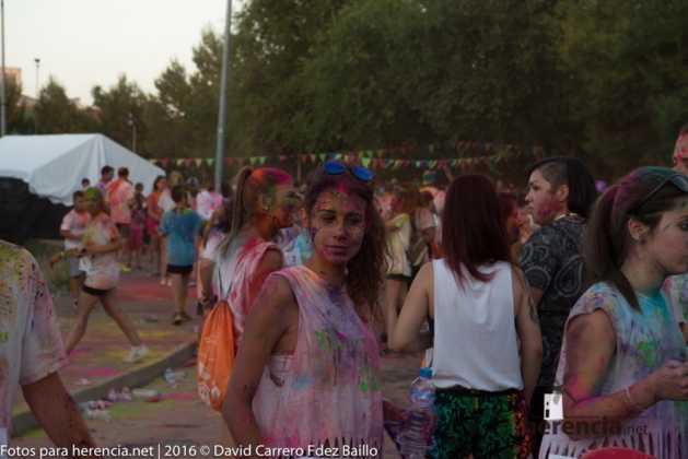 Galería de fotografías de Herencia Colours Run 209