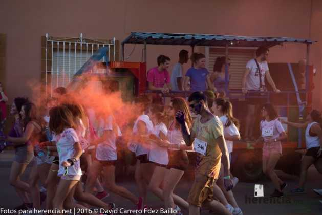 Galería de fotografías de Herencia Colours Run 21