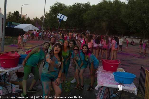 Galería de fotografías de Herencia Colours Run 221