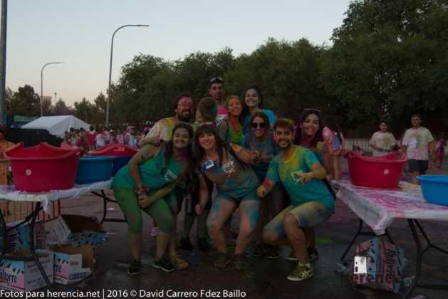 Galería de fotografías de Herencia Colours Run 222