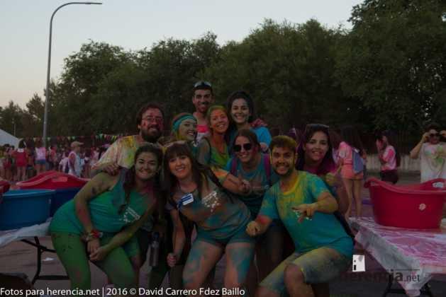 Galería de fotografías de Herencia Colours Run 223
