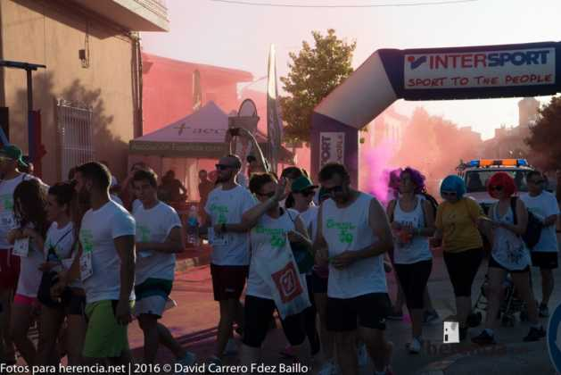Galería de fotografías de Herencia Colours Run 25