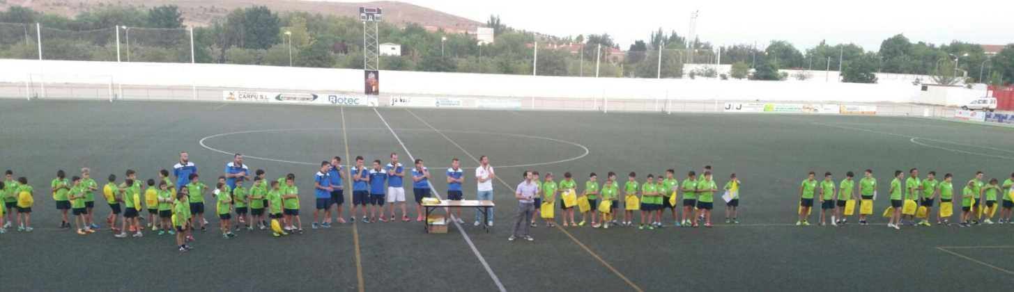 clausura de iii campus de futbol 1455x420 - Finalizado el III Campus de fútbol Herencia