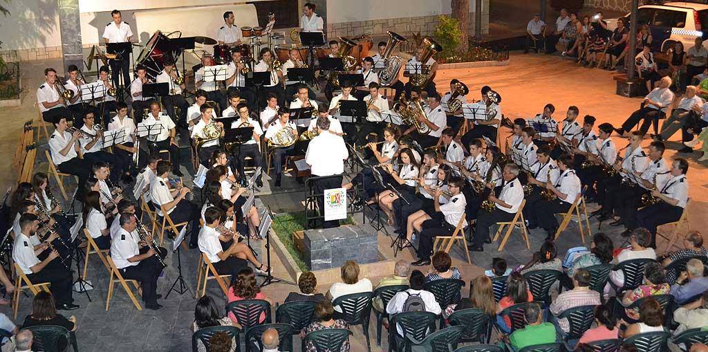 concierto de bandas de musica 4 - Magistral concierto de las Bandas de Música de Miguel Esteban y Herencia