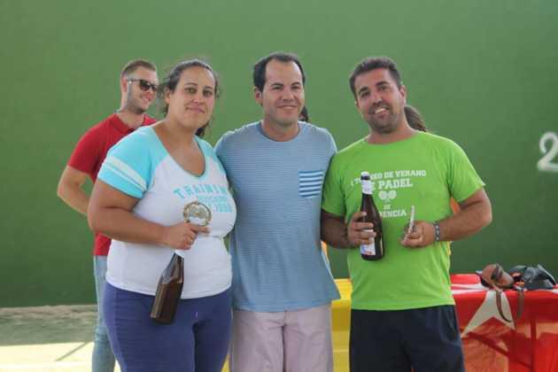 Fotografías del primer Torneo de Pádel de Verano en Herencia 14